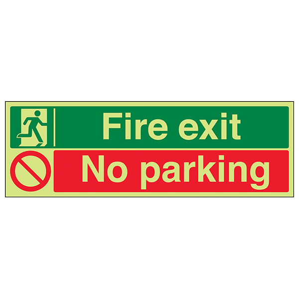 GITD Fire Exit / No Parking