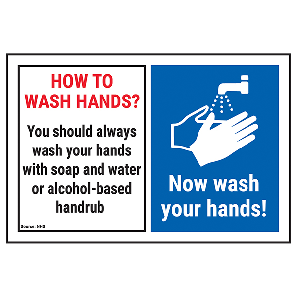 How To Wash Hands? You Should...