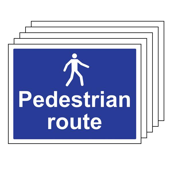 5PK - Pedestrian Route - Large Landscape