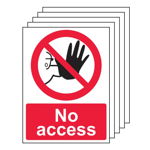 5PK - No Access
