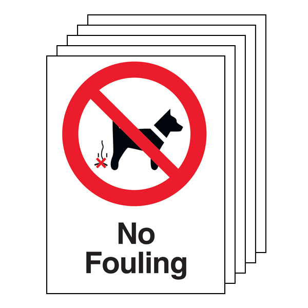 5PK - No Fouling