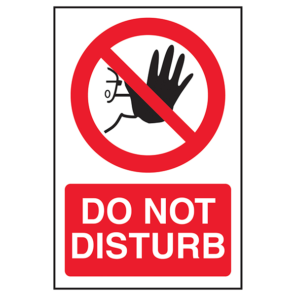 No Access / Do Not Disturb