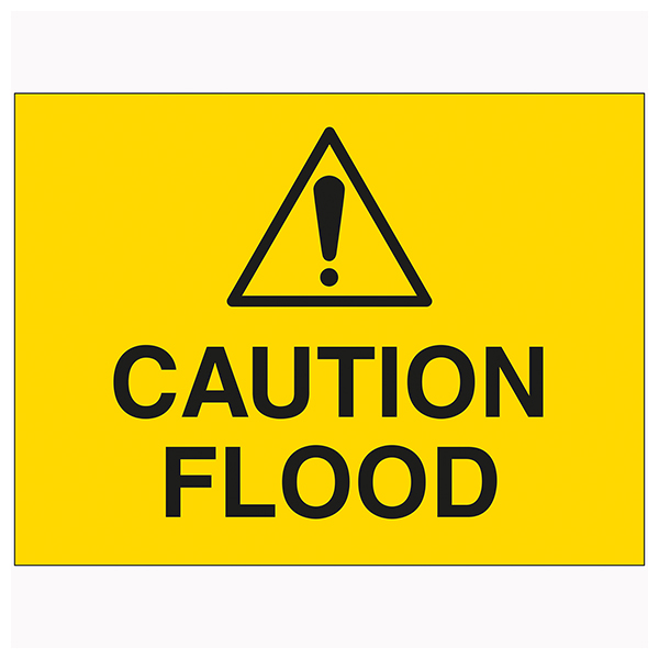 Caution Flood