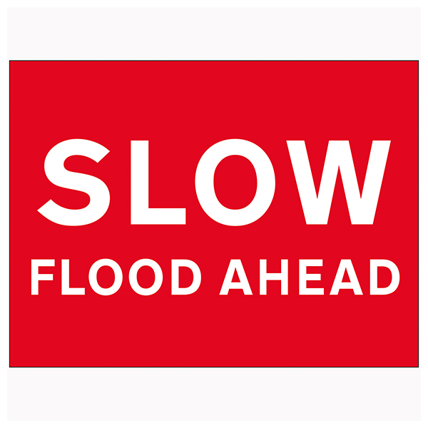 Slow Flood Ahead