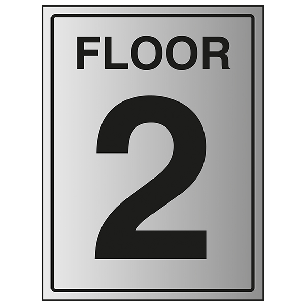 Floor 2 - Aluminium Effect
