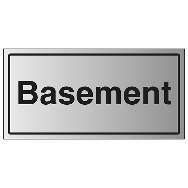 Basement - Aluminium Effect