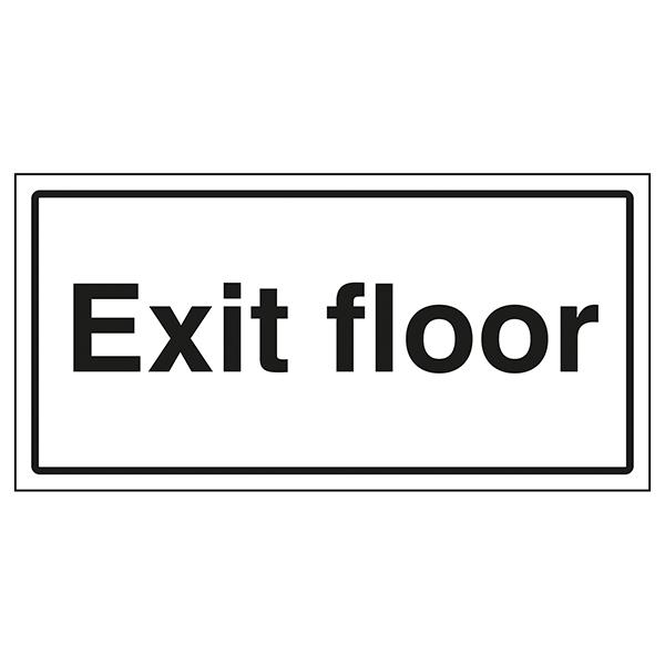 Exit Floor