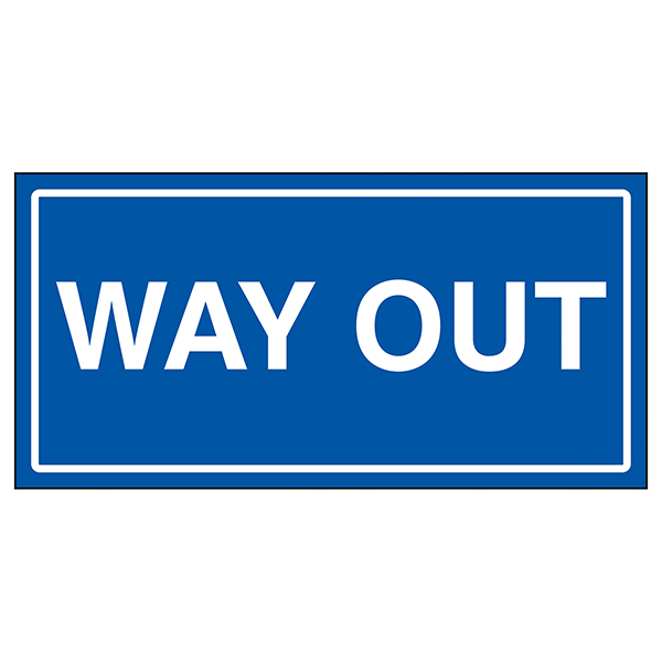 Way Out Blue