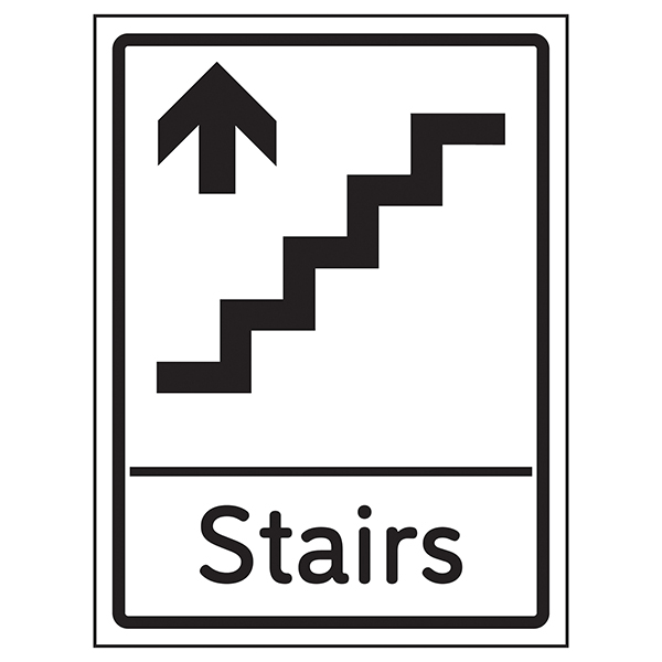 Stairs Arrow Up