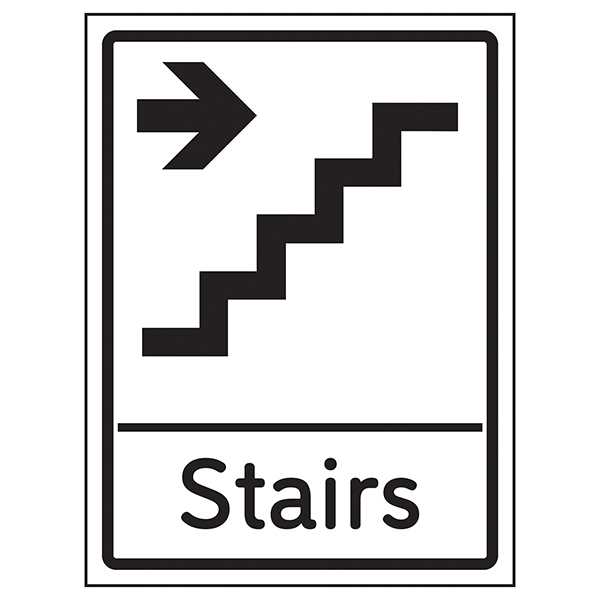 Stairs Arrow Right