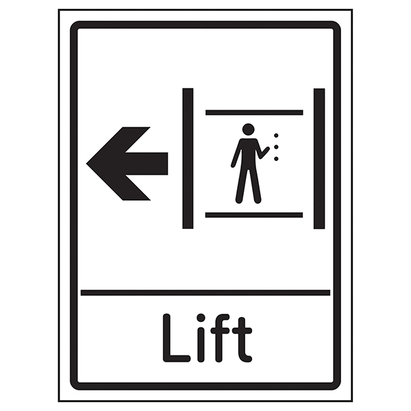 Lift Arrow Left