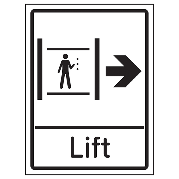 Lift Arrow Right