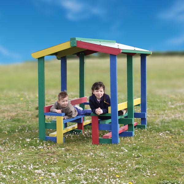 Adventure Play Hut