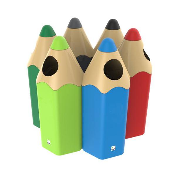 Pencil Bins